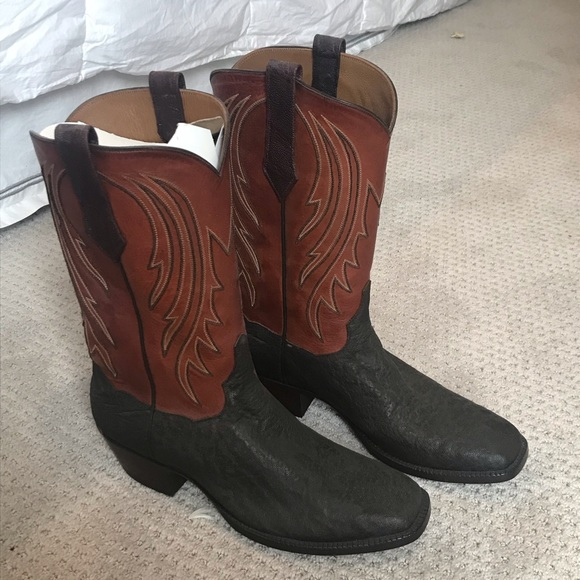 0d9ea75d9a6 JB Hill Handmade Leather and Elephant Boots